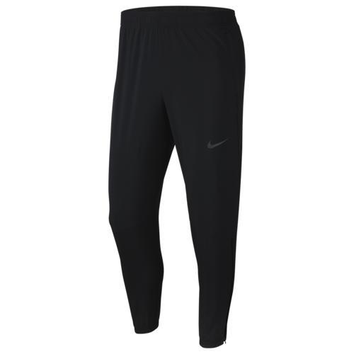 (取寄)ナイキ メンズ ファントム エッセンシャル ウーブン パンツ Nike Men's Phantom Essential Woven Pants Black Reflective Silver