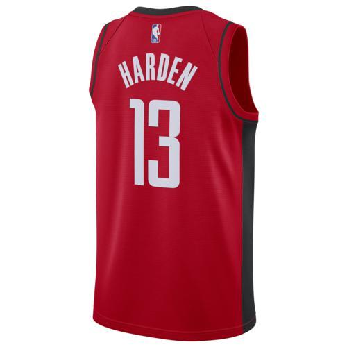 (取寄)ナイキ メンズ NBA スウィングマン ジャージー ヒューストン ロケッツ Nike Men's NBA Swingman Jersey ヒューストン ロケッツ University Red