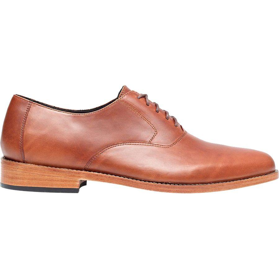 (取寄)Nisolo メンズ カラノ オックスフォード シューズ Nisolo Men's Calano Oxford Shoe Brandy