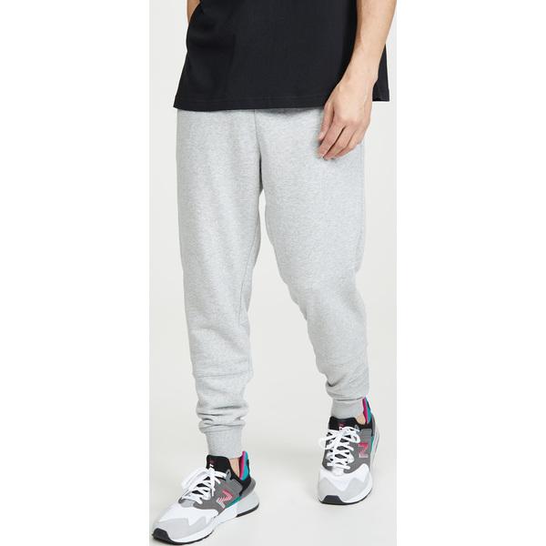 【エントリーでポイント10倍】(取寄)ニューバランス メンズ リフレクティブ ロゴ ジョガー New Balance Men's Reflective Logo Joggers Grey