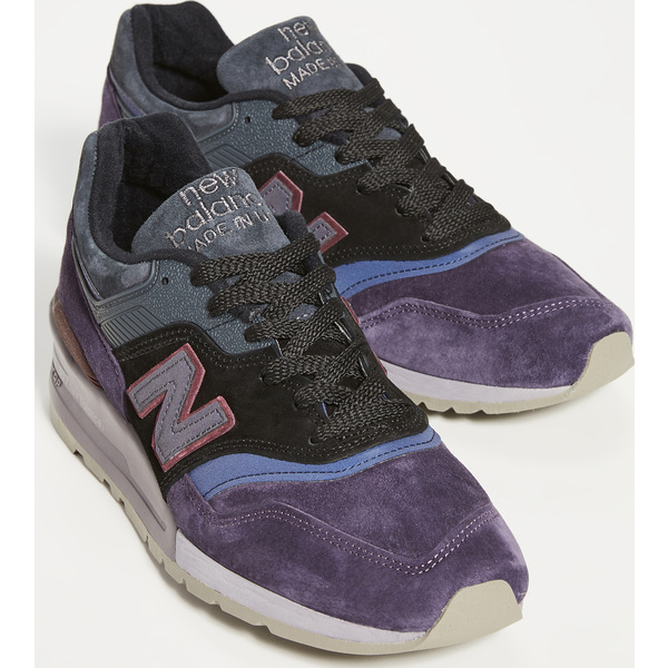(取寄)ニューバランス メンズ メイド イン アス 997 スニーカー New Balance Men's Made In US 997 Sneakers Grey Blue