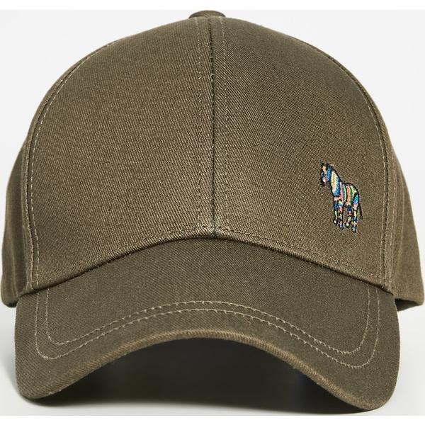 (取寄)ピーエス ポールスミス ベースボール ハット PS Paul Smith Baseball Hat Green