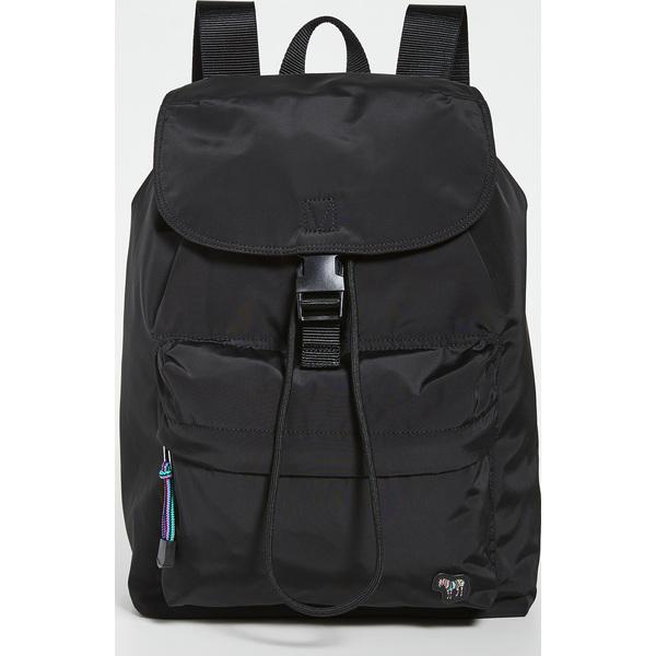 (取寄)ピーエス ポールスミス ゼブラ バックパック PS Paul Smith Zebra Backpack Black