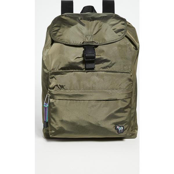 (取寄)ピーエス ポールスミス カモ ゼブラ バックパック PS Paul Smith Camo Zebra Backpack Camo