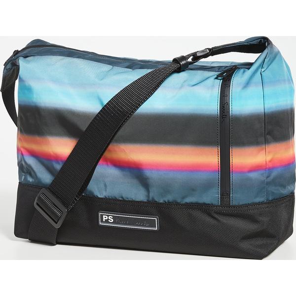 (取寄)ピーエス ポールスミス ホライゾン メッセンジャー バッグ PS Paul Smith Horizon Messenger Bag BlueMulti
