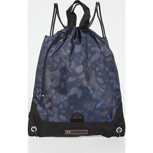 (取寄)ピーエス ポールスミス ストリング バックパック PS Paul Smith String Backpack Black