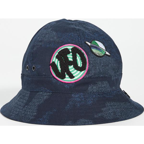 (取寄)ピーエス ポールスミス ピーエス カモ バッジ バケット ハット PS Paul Smith PS Camo Badge Bucket Hat Navy
