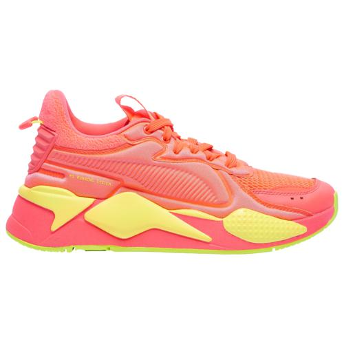 (取寄)プーマ レディース シューズ プーマ RS-X ソフト ケース Women's Shoes PUMA RS-X Soft Case Pink Alert Yellow Alert