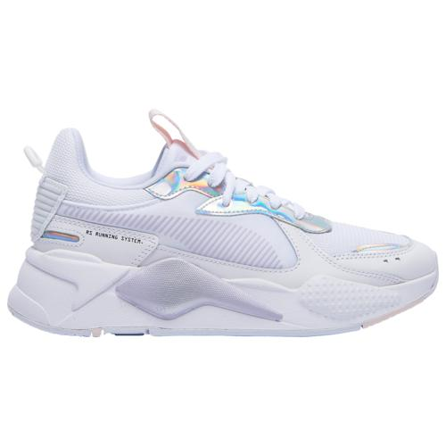 (取寄)プーマ レディース シューズ プーマ RS-X Women's Shoes PUMA RS-X White Multi No Color