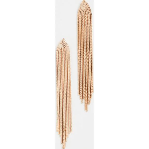 (取寄)シャシ エリジウム ピアス Shashi Elysium Earrings Gold