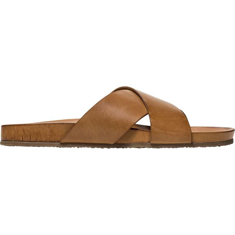 (取寄)セイシェルズ レディース フットウェアー ライトハーテッド サンダル Seychelles Women Footwear Lighthearted Sandal Tan Leather