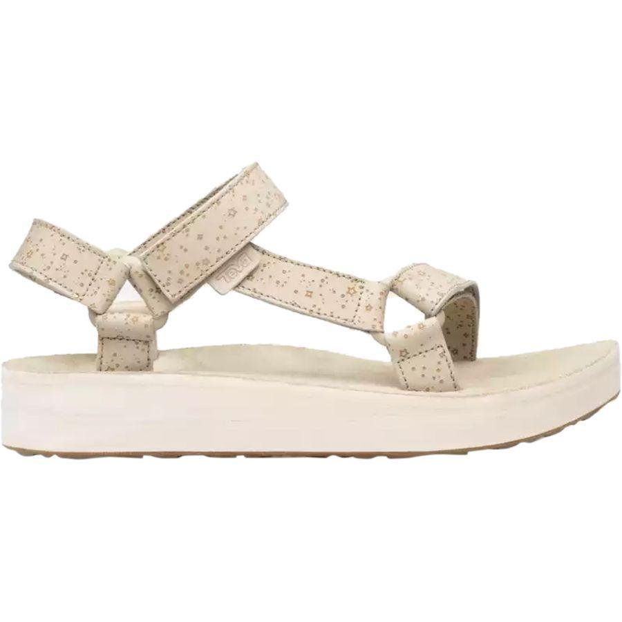 (取寄)テバ レディース ミッドフォーム ユニバーサル スター サンダル Teva Women Midform Universal Star Sandal Plaza Taupe