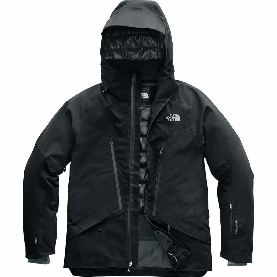 【エントリーでポイント10倍】(取寄)ノースフェイス メンズ ダイアメター ダウン ジャケット The North Face Men's Diameter Down Jacket Tnf Black