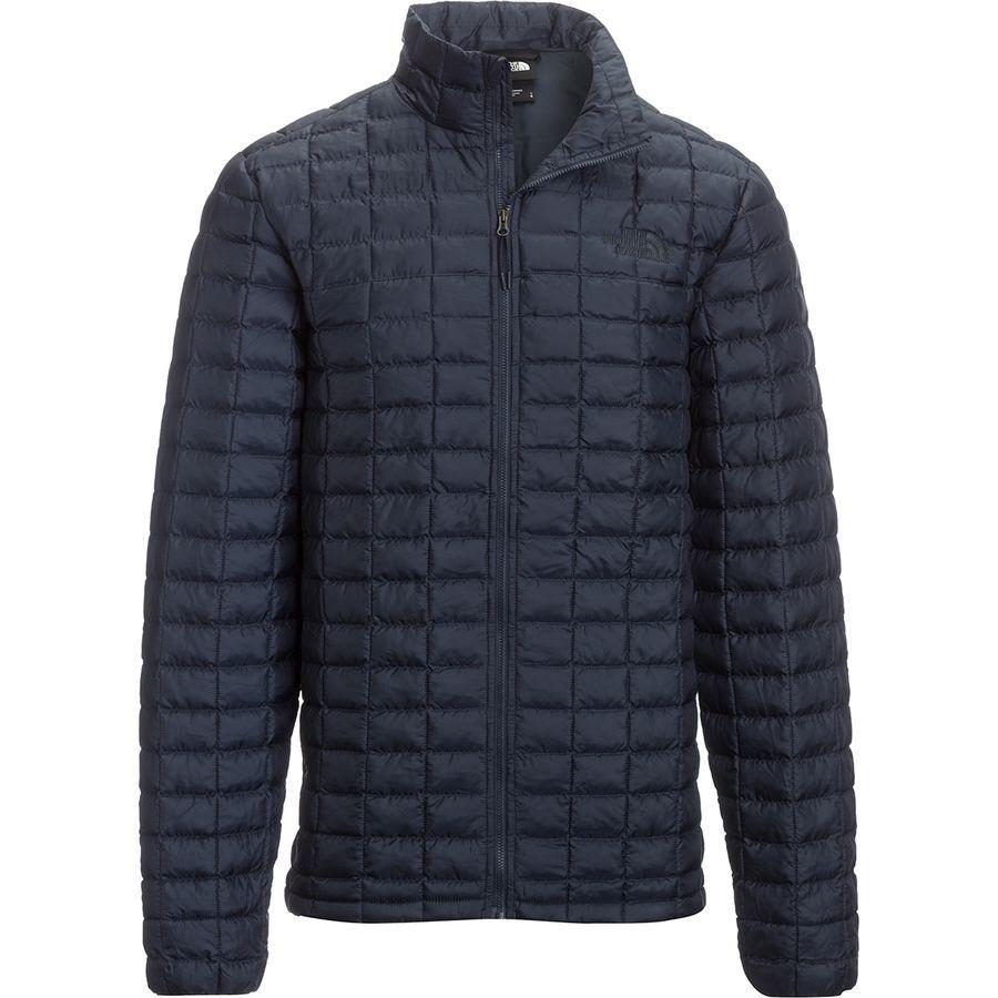 【エントリーでポイント10倍】(取寄)ノースフェイス メンズ サーモボール エコ トール ジャケット The North Face Men's Thermoball Eco Tall Jacket Urban Navy Matte