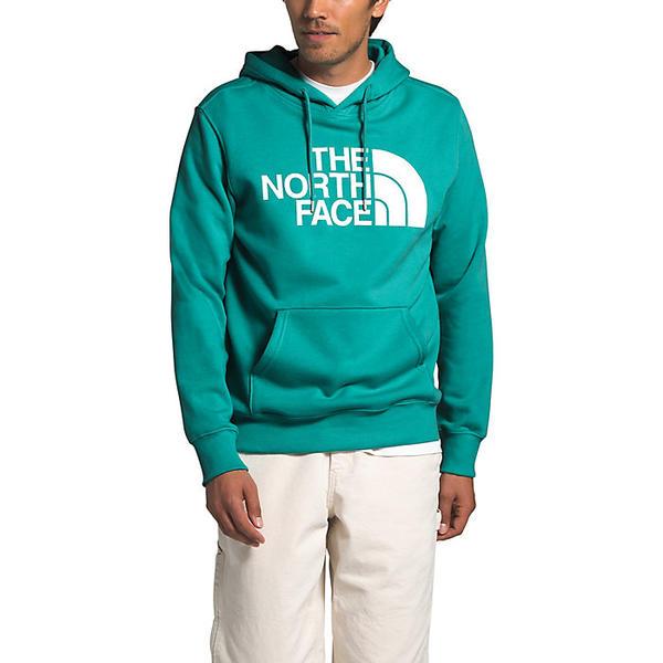 【エントリーでポイント10倍】(取寄)ノースフェイス メンズ ハーフ ドーム フル ジップ フーディ The North Face Men's Half Dome Full Zip Hoodie Lagoon