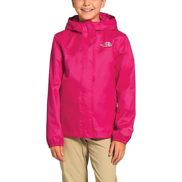 (取寄)ノースフェイス ガールズ リゾルブ リフレクティブ ジャケット The North Face Girls' Resolve Reflective Jacket Mr. Pink