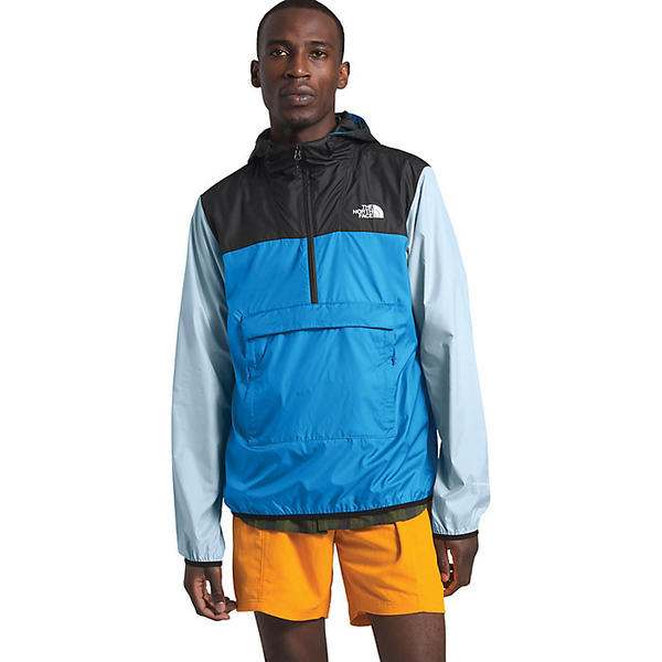 (取寄)ノースフェイス メンズ ファノラック The North Face Men's Fanorak Clear Lake Blue / TNF Black / Faded Blue