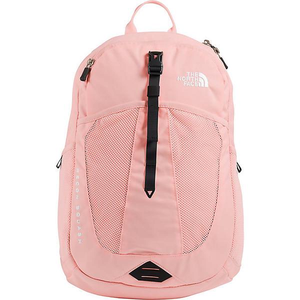 (取寄)ノースフェイス ユース リーコン スカッシュ バックパック The North Face Youth Recon Squash Backpack Impatiens Pink / TNF White