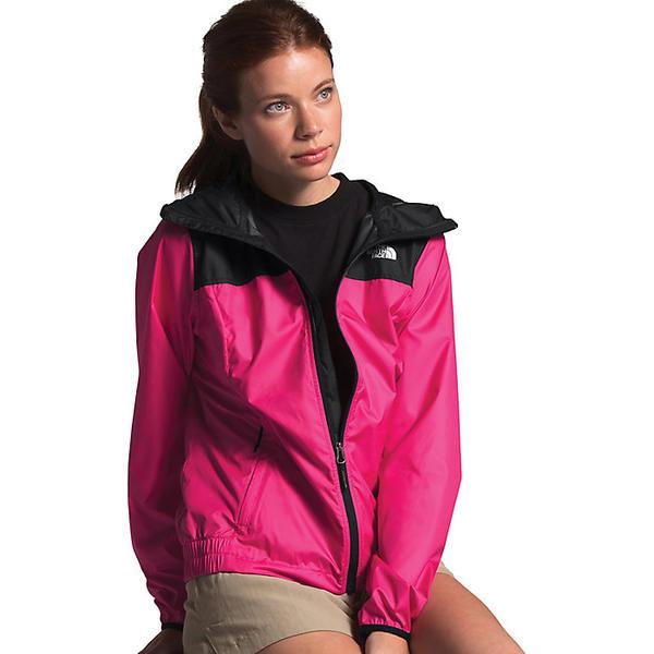 (取寄)ノースフェイス レディース サイクロン ジャケット The North Face Women's Cyclone Jacket Mr. Pink / TNF Black