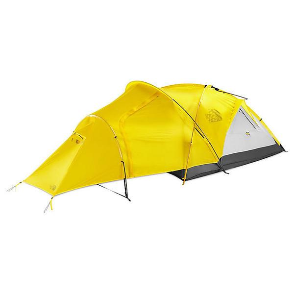 (取寄)ノースフェイス アルパイン ガイド 3 テント The North Face Alpine Guide 3 Tent Canary Yellow / High Rise Grey