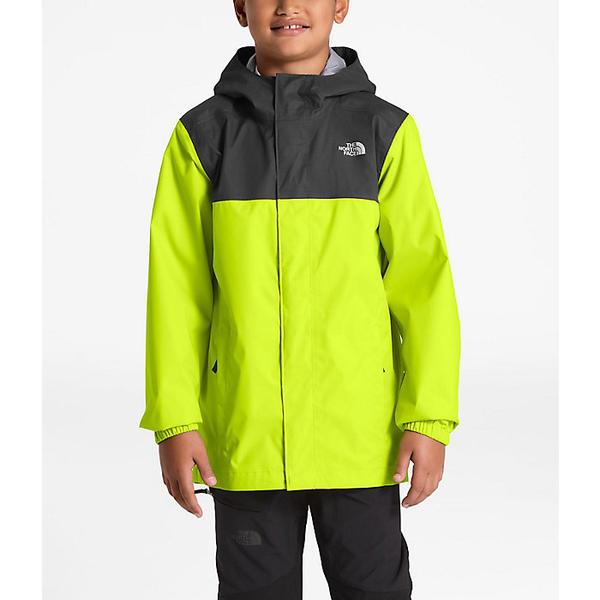 (取寄)ノースフェイス ボーイズ リゾルブ リフレクティブ ジャケット The North Face Boys' Resolve Reflective Jacket Lime Green