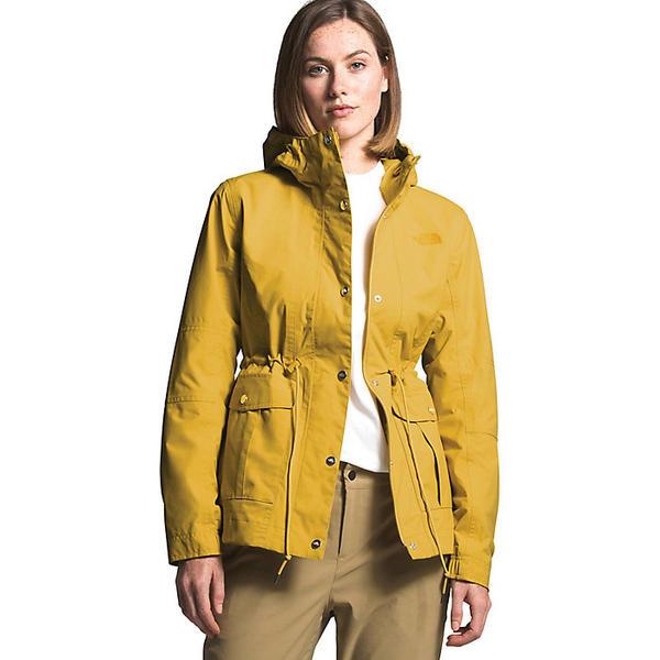 (取寄)ノースフェイス レディース ズーミー ジャケット The North Face Women's Zoomie Jacket Bamboo Yellow
