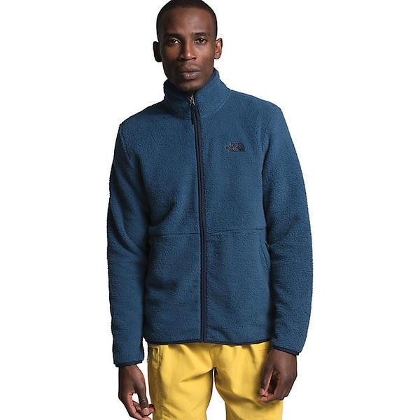 【エントリーでポイント10倍】(取寄)ノースフェイス メンズ ダンレイヴン シェルパ フル ジップ ジャケット The North Face Men's Dunraven Sherpa Full Zip Jacket Shady Blue