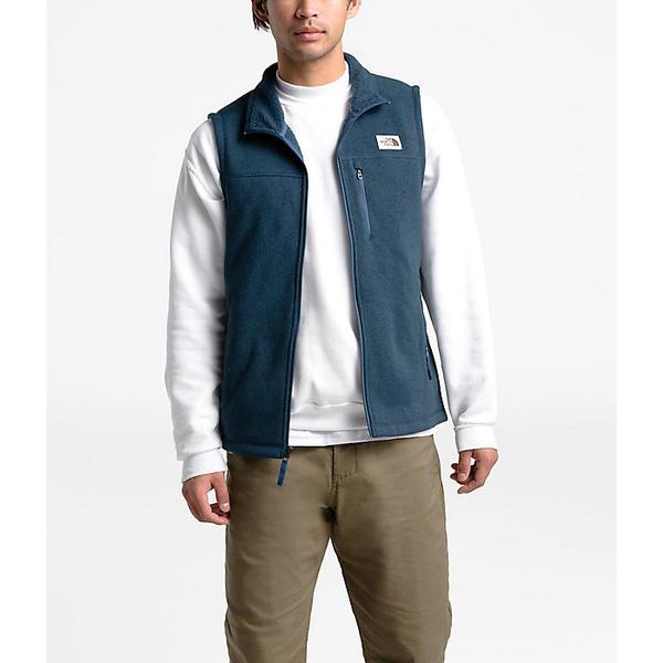(取寄)ノースフェイス メンズ ゴードン ライオン ベスト The North Face Men's Gordon Lyons Vest Shady Blue Heather
