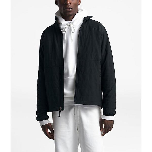 【エントリーでポイント10倍】(取寄)ノースフェイス メンズ マウンテン スウェットシャツ 3.0 フル ジップ ジャケット The North Face Men's Mountain Sweatshirt 3.0 Full Zip Jacket TNF Black