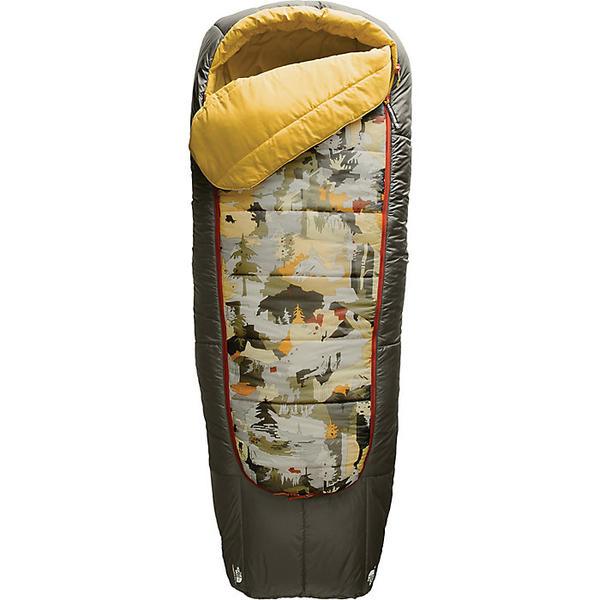 (取寄)ノースフェイス ホームステッド ベッド スリーピング バッグ The North Face Homestead Bed Sleeping Bag New Taupe Green Dreamer Print / New Taupe Green