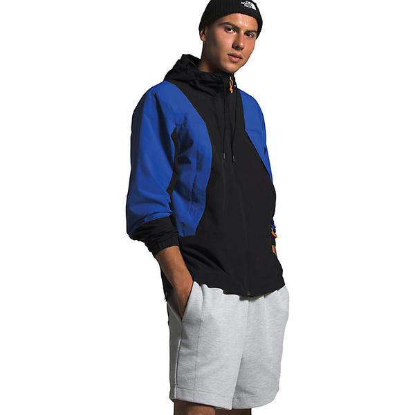(取寄)ノースフェイス メンズ ペリル ウィンド ジャケット The North Face Men's Peril Wind Jacket TNF Black / TNF Blue
