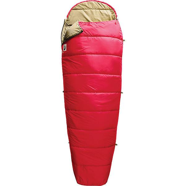 (取寄)ノースフェイス エコ トレイル シンセティック 55 スリーピング バッグ The North Face Eco Trail Synthetic 55 Sleeping Bag TNF Red / Hemp