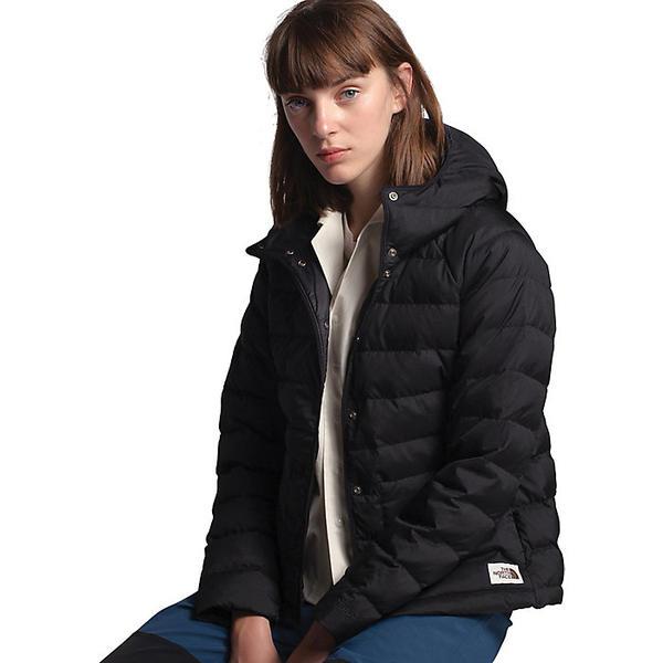(取寄)ノースフェイス レディース リーフライン ライトウェイト インスレート ジャケット The North Face Women's Leefline Lightweight Insulated Jacket TNF Black