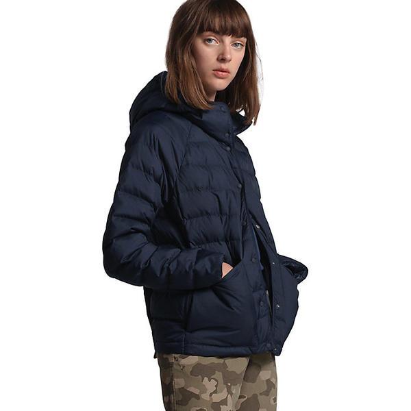(取寄)ノースフェイス レディース リーフライン ライトウェイト インスレート ジャケット The North Face Women's Leefline Lightweight Insulated Jacket Urban Navy