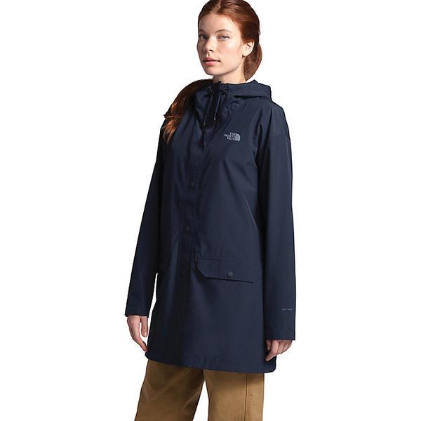 (取寄)ノースフェイス レディース ウッドモント レイン ジャケット The North Face Women's Woodmont Rain Jacket Urban Navy