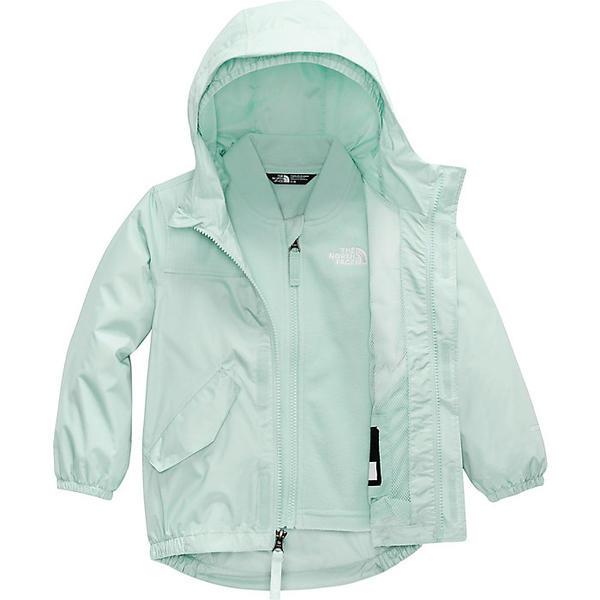 (取寄)ノースフェイス トドラー ストーミー レイン トリクライメイト ジャケット The North Face Toddlers' Stormy Rain Triclimate Jacket Coastal Green