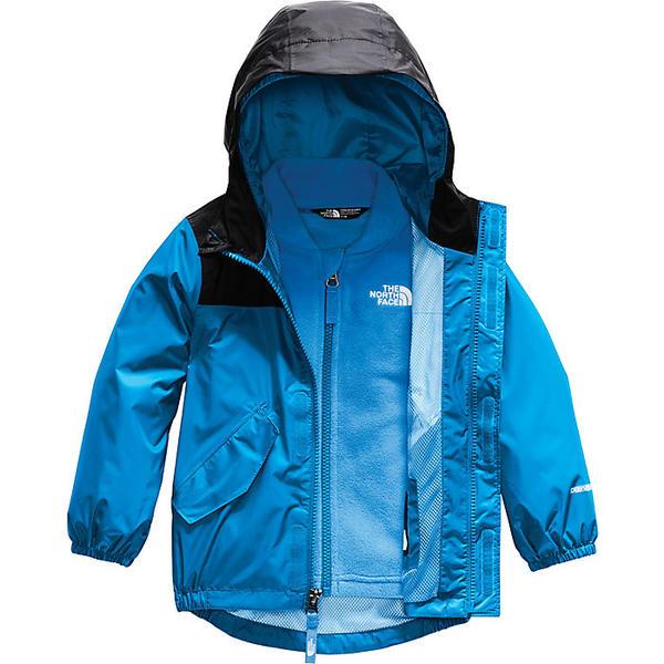 【エントリーでポイント10倍】(取寄)ノースフェイス トドラー ストーミー レイン トリクライメイト ジャケット The North Face Toddlers' Stormy Rain Triclimate Jacket Clear Lake Blue