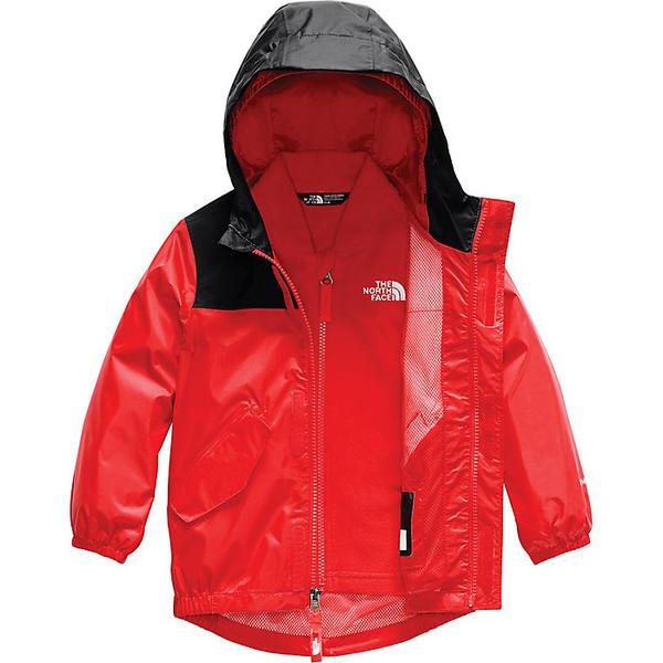 【エントリーでポイント10倍】(取寄)ノースフェイス トドラー ストーミー レイン トリクライメイト ジャケット The North Face Toddlers' Stormy Rain Triclimate Jacket Fiery Red