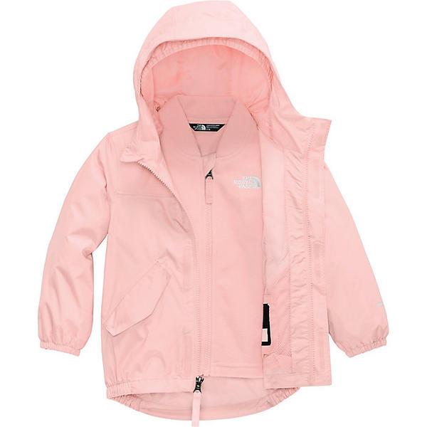 (取寄)ノースフェイス トドラー ストーミー レイン トリクライメイト ジャケット The North Face Toddlers' Stormy Rain Triclimate Jacket Impatiens Pink