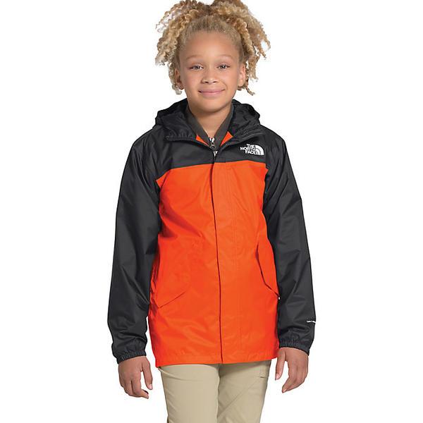 (取寄)ノースフェイス ユース ストーミー レイン トリクライメイト The North Face Youth Stormy Rain Triclimate Persian Orange