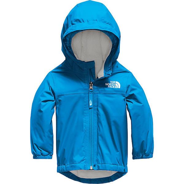 (取寄)ノースフェイス インファント ウォーム ストーム レイン ジャケット The North Face Infant Warm Storm Rain Jacket Clear Lake Blue