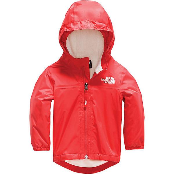 (取寄)ノースフェイス インファント ウォーム ストーム レイン ジャケット The North Face Infant Warm Storm Rain Jacket Fiery Red