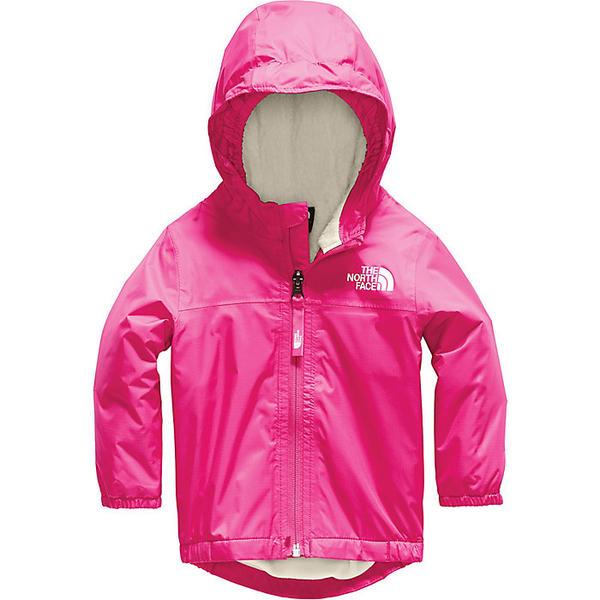 (取寄)ノースフェイス インファント ウォーム ストーム レイン ジャケット The North Face Infant Warm Storm Rain Jacket Mr. Pink