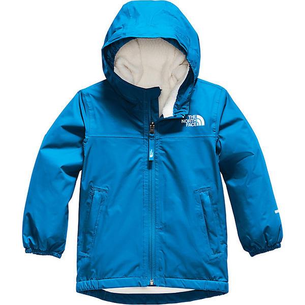【エントリーでポイント10倍】(取寄)ノースフェイス トドラー ウォーム ストーム レイン ジャケット The North Face Toddlers' Warm Storm Rain Jacket Clear Lake Blue