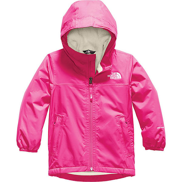 (取寄)ノースフェイス トドラー ウォーム ストーム レイン ジャケット The North Face Toddlers' Warm Storm Rain Jacket Mr. Pink