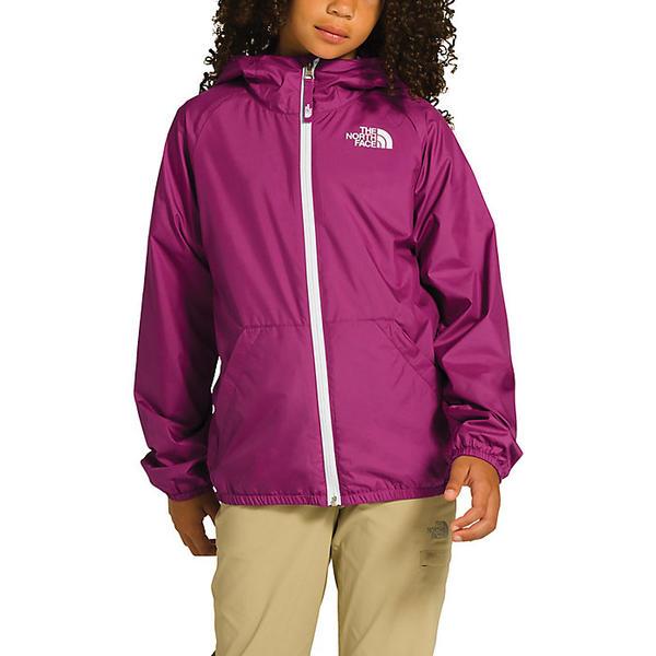 (取寄)ノースフェイス ガールズ ウェンディ クレスト フーディ The North Face Girls' Windy Crest Hoodie Wild Aster Purple