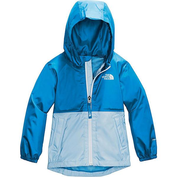 (取寄)ノースフェイス トドラー ジップライン レイン ジャケット The North Face Toddlers' Zipline Rain Jacket Clear Lake Blue