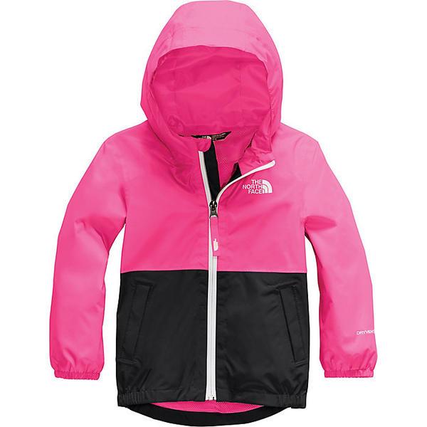 (取寄)ノースフェイス トドラー ジップライン レイン ジャケット The North Face Toddlers' Zipline Rain Jacket Mr. Pink