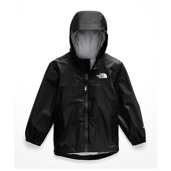 (取寄)ノースフェイス トドラー ジップライン レイン ジャケット The North Face Toddlers' Zipline Rain Jacket TNF Black