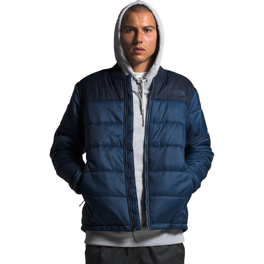 【エントリーでポイント10倍】(取寄)ノースフェイス メンズ パーディー ジャケット The North Face Men's Pardee Jacket Shady Blue/Urban Navy